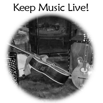 The Travelling Session - Keep Music Live!